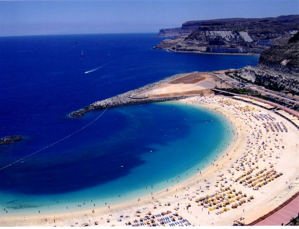 Travel to Gran Canaria